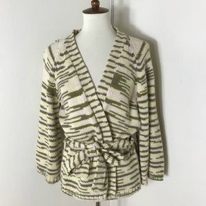 Missoni 100% cashmere cardigan sweater